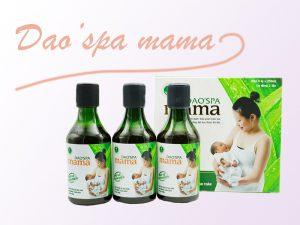 Nước tắm Dao'spa Mama