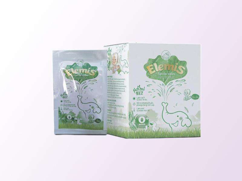 Sữa tắm Elemis hộp 20 gói