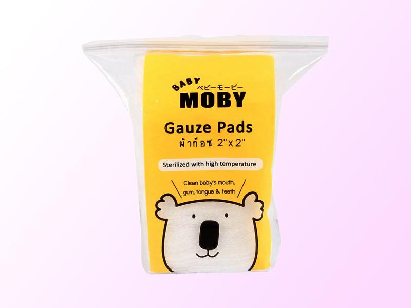 Gạc rơ lưỡi Moby