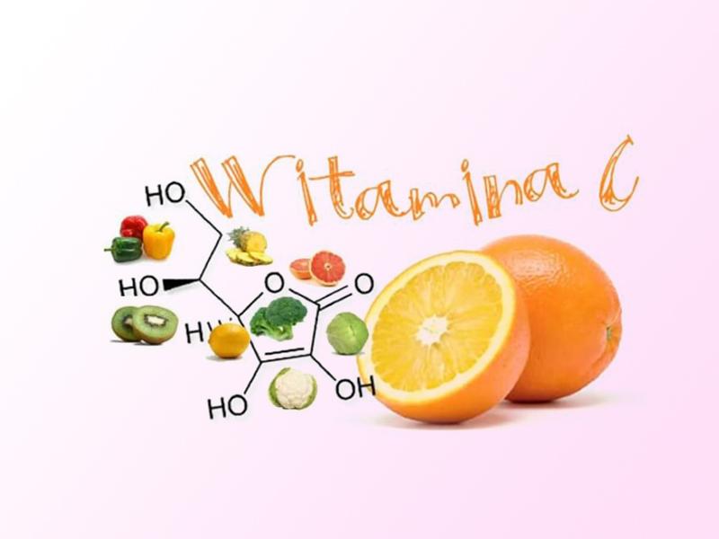 Hoa quả giàu vitamin C trị nhiệt miệng cho bé rất tốt