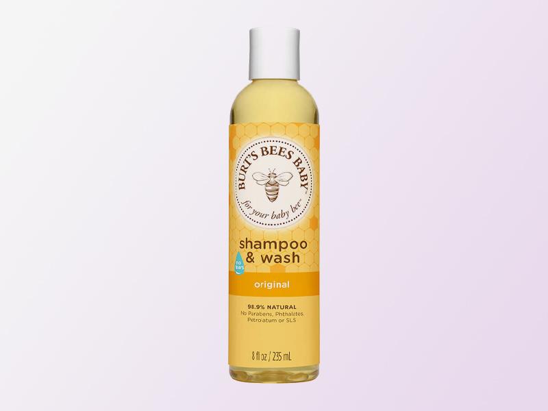 Sữa tắm Burt's Bees Baby Shampoo & Wash