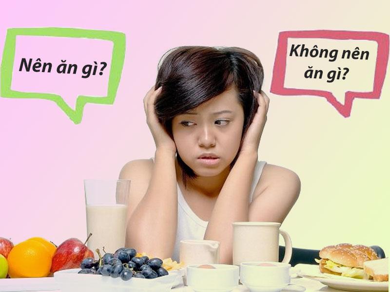 Cần theo dõi bữa ăn của bệnh nhân bị trầm cảm