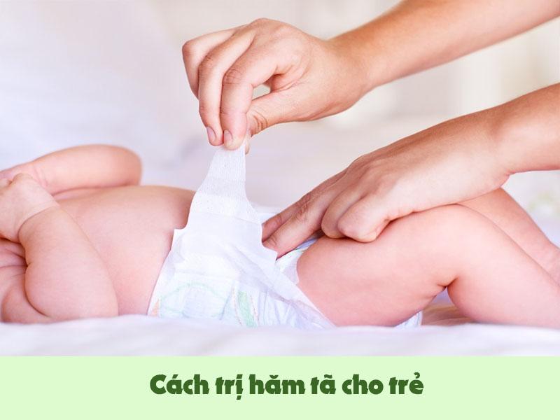 8 Cách trị hăm tã cho bé an toàn và hiệu quả nhanh