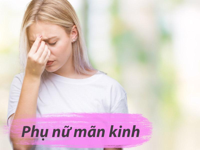 Phụ nữ tuổi mãn kinh có nguy cơ cao bị trầm cảm