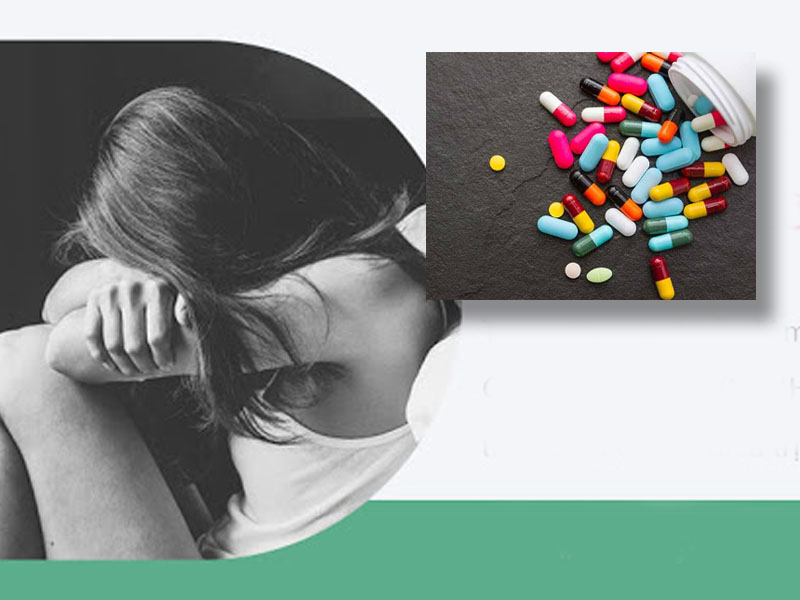 Sử dụng các loại thuốc ngủ, thuốc an thần là một trong các nguyên nhân gây ra bệnh trầm cảm