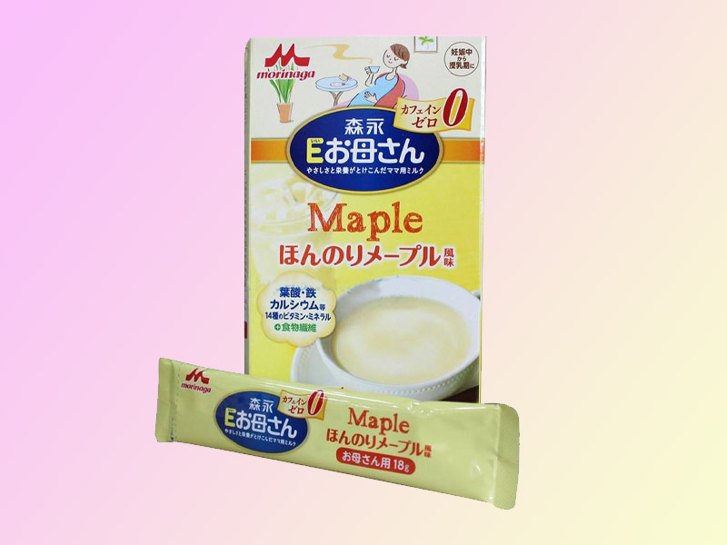 Sữa bầu morinaga vị óc chó.